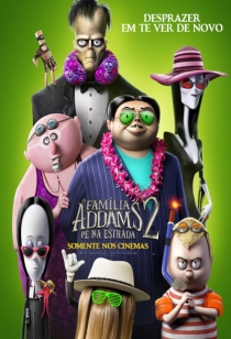 A Família Addams 2 - Pé na Estrada