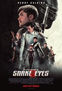 G.I.Joe Origens: Snake Eyes