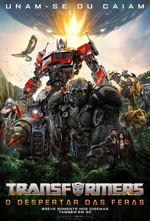 Transformers – O Despertar das Feras