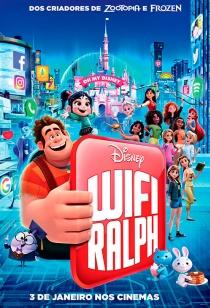WiFi Ralph - Quebrando a Internet